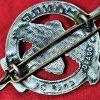 POST WW2 FRENCH CHIEF OF GROUP UNIFORM BADGE BY DRAGO PARIS