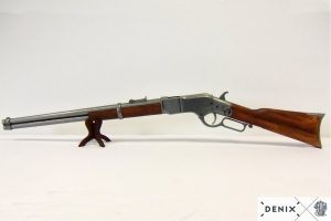 WINCHESTER M1866 LEVER ACTION REPLICA RIFLE BY DENIX