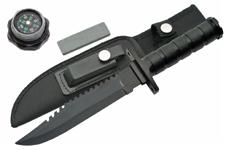 12in Military Survival Knife 210681BK