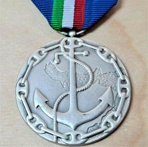 ITALY NAVY 1991 GULF WAR SERVICE MEDAL NAVIGAZIONE