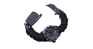 Para-Claw Paracord CQD Watch