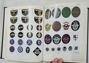 WW2 GERMAN BADGES & INSIGNIA OF THE THIRD REICH BY BRIAN LEIGH DAVIS BOOK 1ST ED